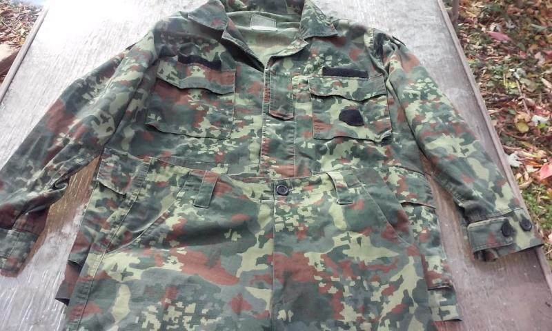 Digital Flecktarn uniform 20151011