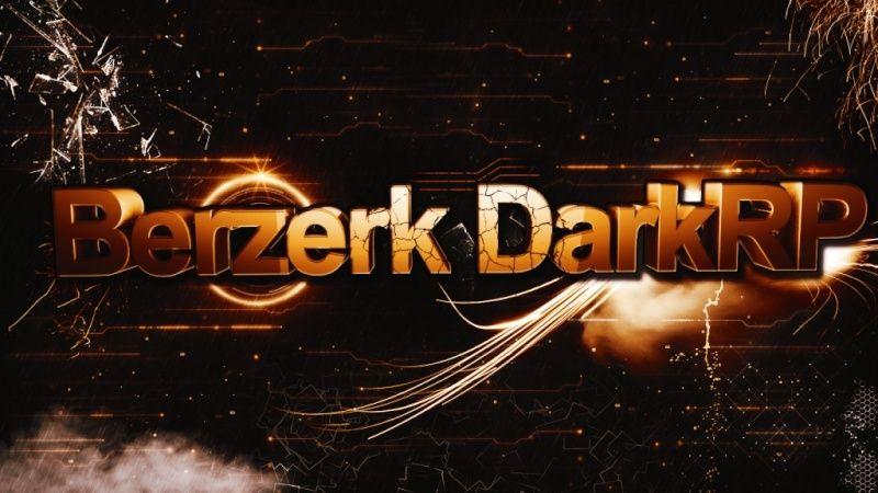 Serveur BerzerkRP sur Garry's mod