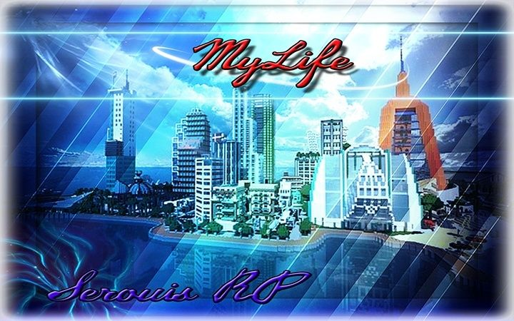 MyLife - Serveur RolePlay MineCraft