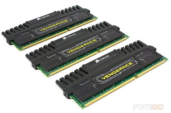 Mémoire DDR3 3x4GB Corsair Vengeance 1600Mhz a vendre Corsai10