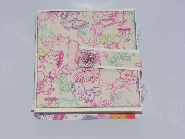 SPRINGTIME MINI ALBUMS - CLOSED & Partnered !  Due by 3/7  101_5411