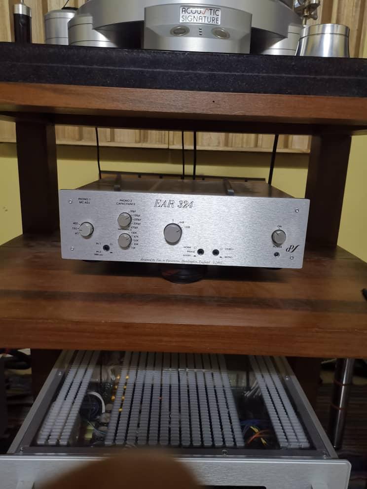 Acoustic signature storm mk2 86e68610