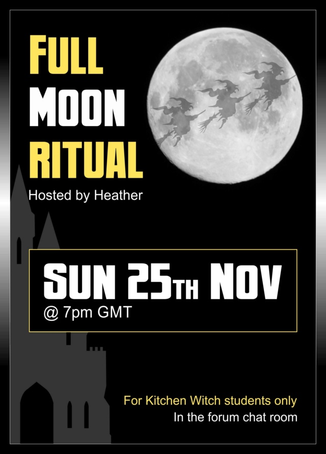 Online Full Moon Ritual 25th November 2018 My_ful11