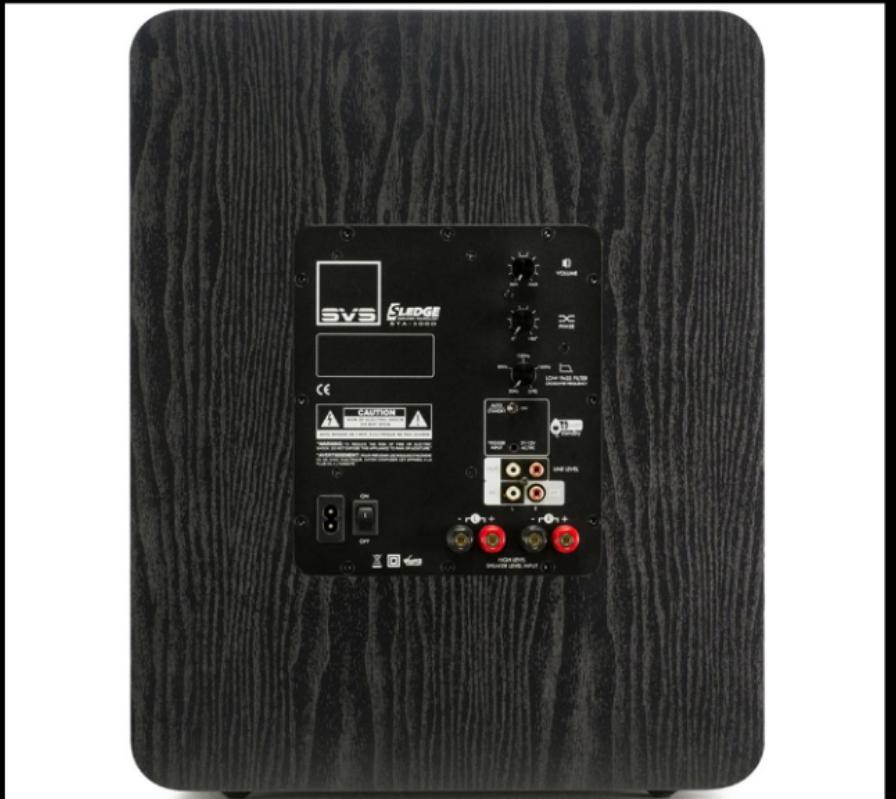 Amplificatore TPA3255  2.1 Screen42