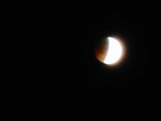 L'éclipse de super Lune dans la nuit de dimanche à lundi Dscn0110