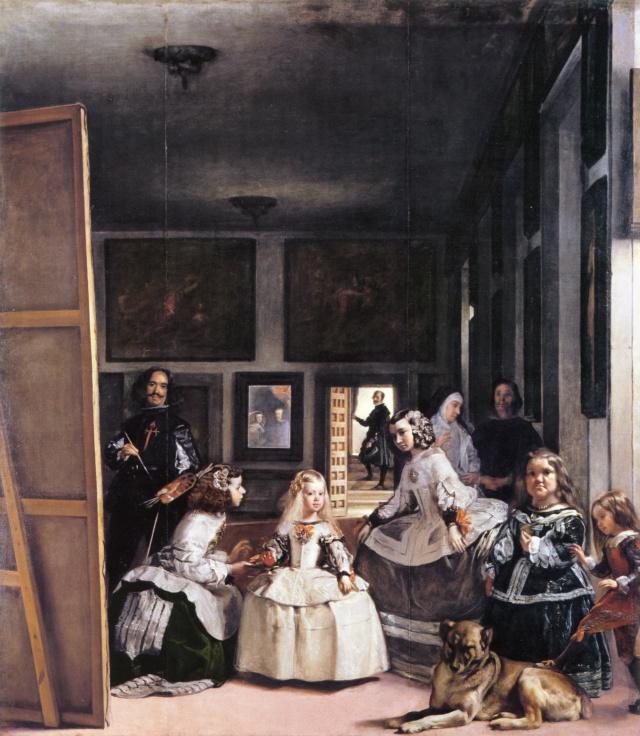 Vélasquez, peintre espagnol Las_me10