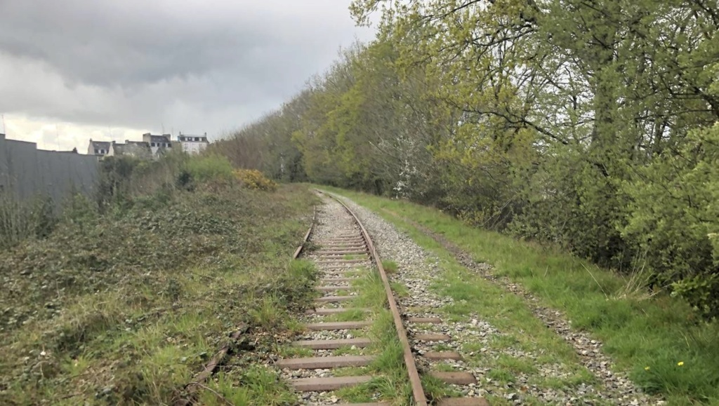 Les trains pourraient - il revenir entre Quimper et Pont L'Abbé ? 92317510