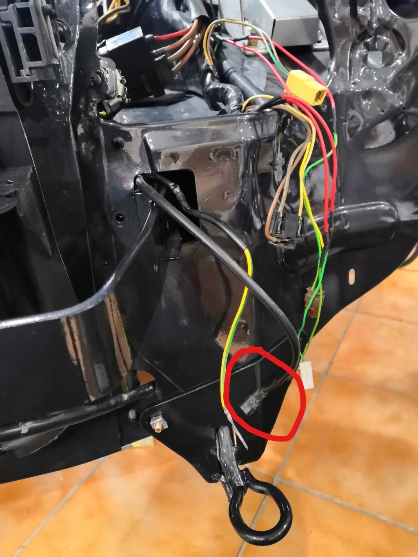 Cablage Faisceau moteur 205 GTI 1.6 phase 1 Inkedi11