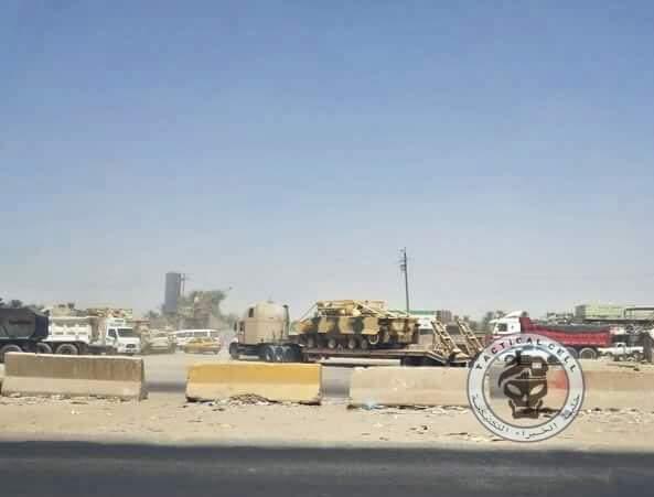 العراق يستلم بضعة دزينات من العربة القتالية الروسية BMP-3. Fb_img22