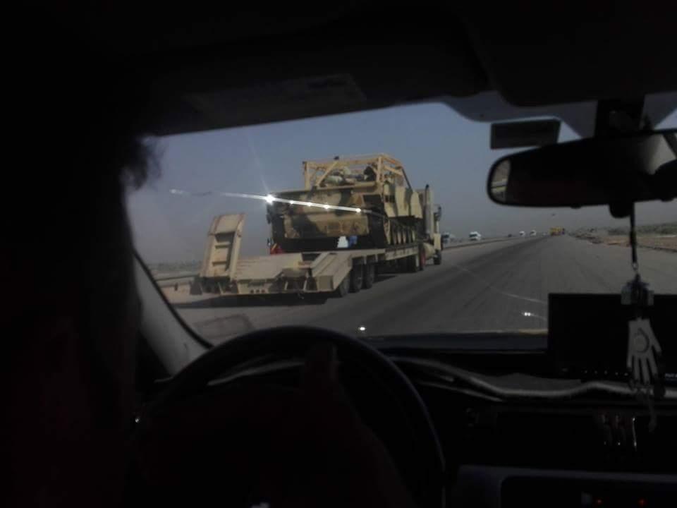 العراق يستلم بضعة دزينات من العربة القتالية الروسية BMP-3. Fb_img27