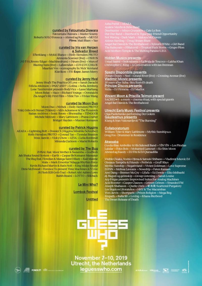 LE GUESS WHO? (19-22 de noviembre del 2015, Utrecht) - Página 2 Ee5iry13