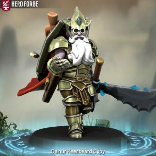 Heróis de Nevriande Dalnur11