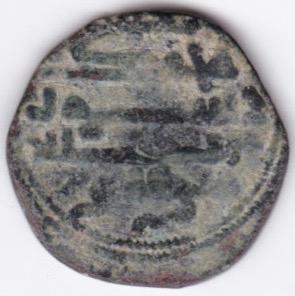 Felús de los rebeldes a nombre Ibn Qasi, Frochoso II-9 Qasi_r10