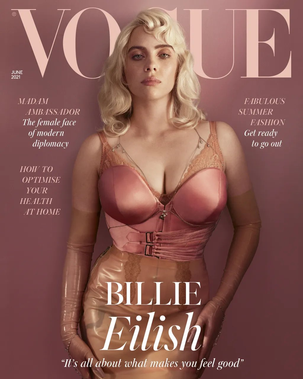 3 - Billie Eilish - Σελίδα 3 20210510
