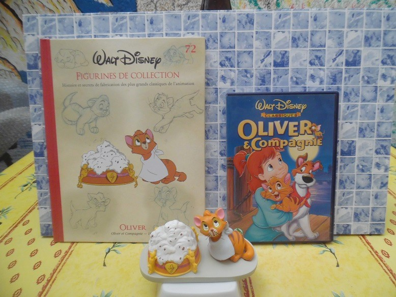 [Collection Press] N° 1 Walt Disney figurines de collection - Hachette - 01/2017 - Page 33 Sam_3511
