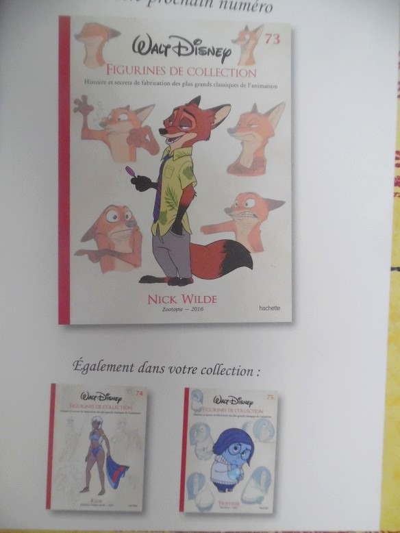 [Collection Press] N° 1 Walt Disney figurines de collection - Hachette - 01/2017 - Page 33 Sam_3518