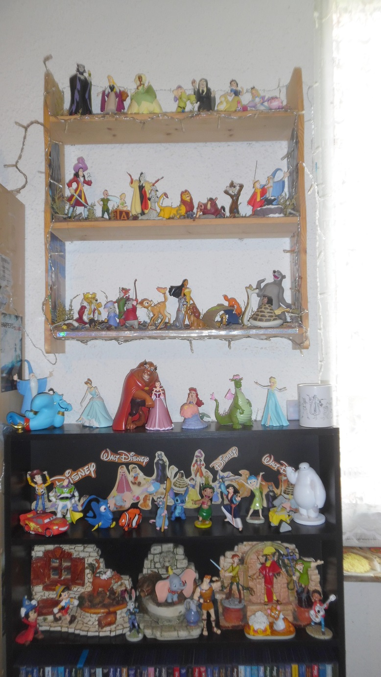 [Collection Press] N° 1 Walt Disney figurines de collection - Hachette - 01/2017 - Page 33 Sam_3613
