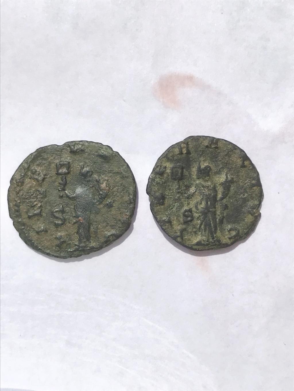 Antoniniano de Galieno. LIBERAL AVG. Liberalitas estante a izq. Roma. 68e76910
