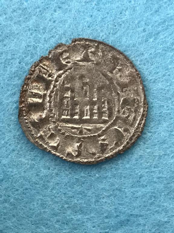 Dinero de Fernando IV. Toledo 705fda10