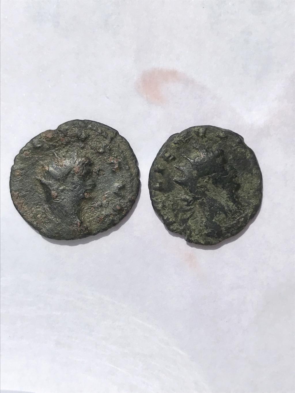 Antoniniano de Galieno. LIBERAL AVG. Liberalitas estante a izq. Roma. Ef7aa810