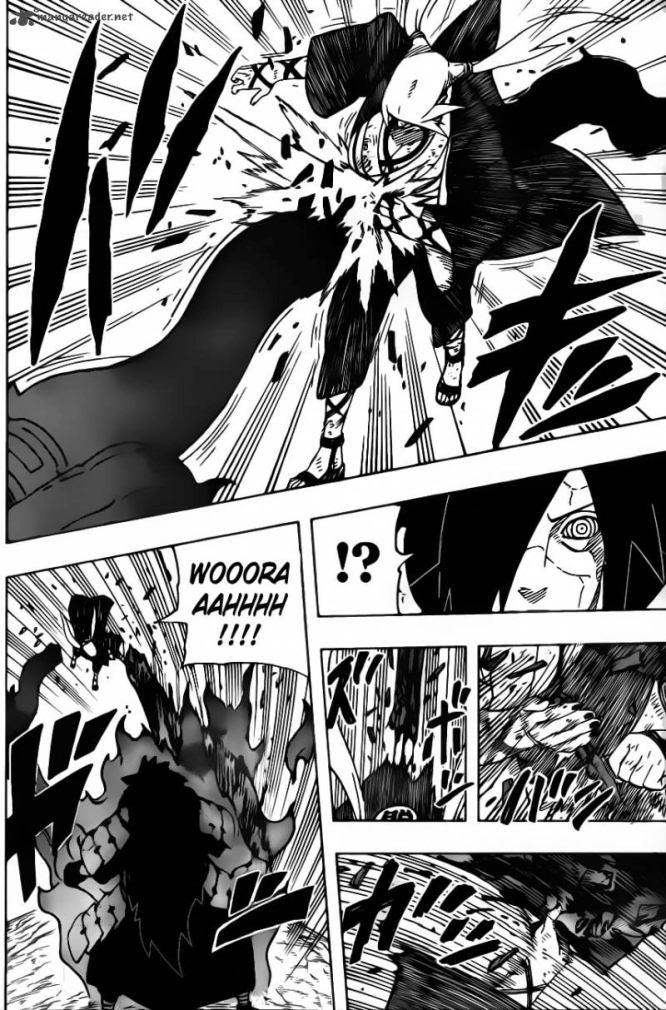 Tsunade vs Mifune  Naruto24