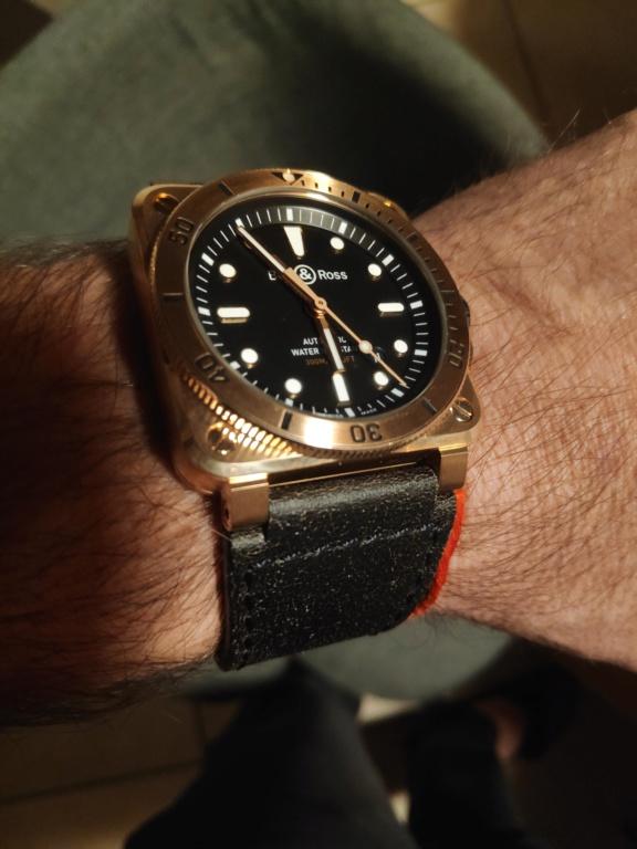Nouvelle BR ... Nouvelle Diver ... Et nouveau matériau  Img_2012