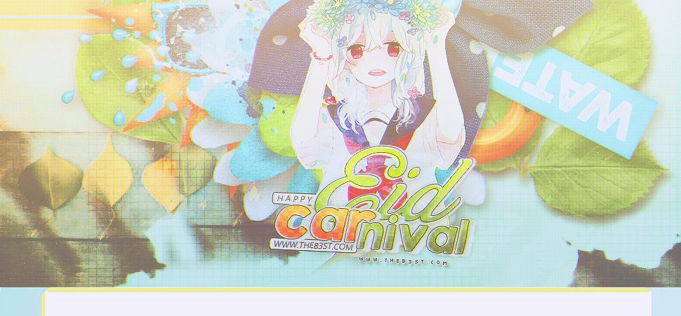 ● ♪ Carnival 2018 | Happy Eid  2c14