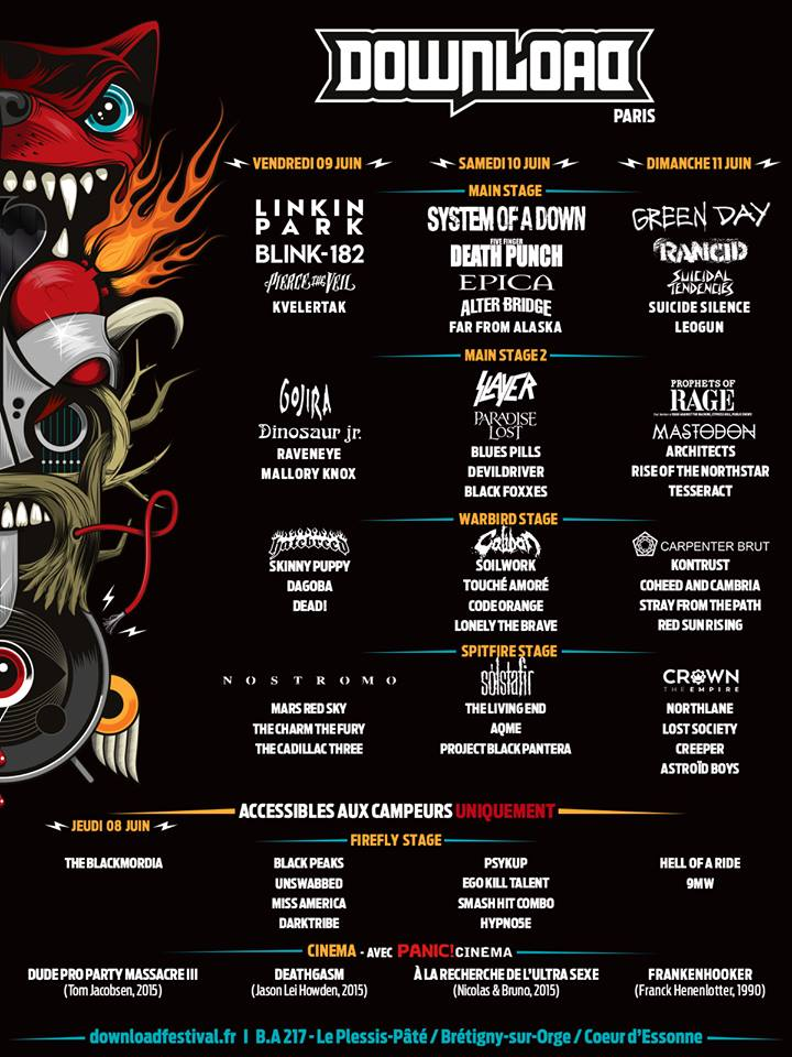 RESURRECTION FEST 2019 - Página 2 14957010