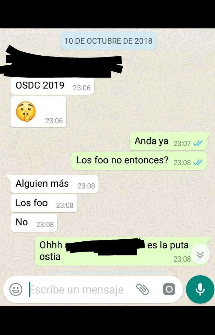O Son Do Camiño 2019 - Página 6 20181010