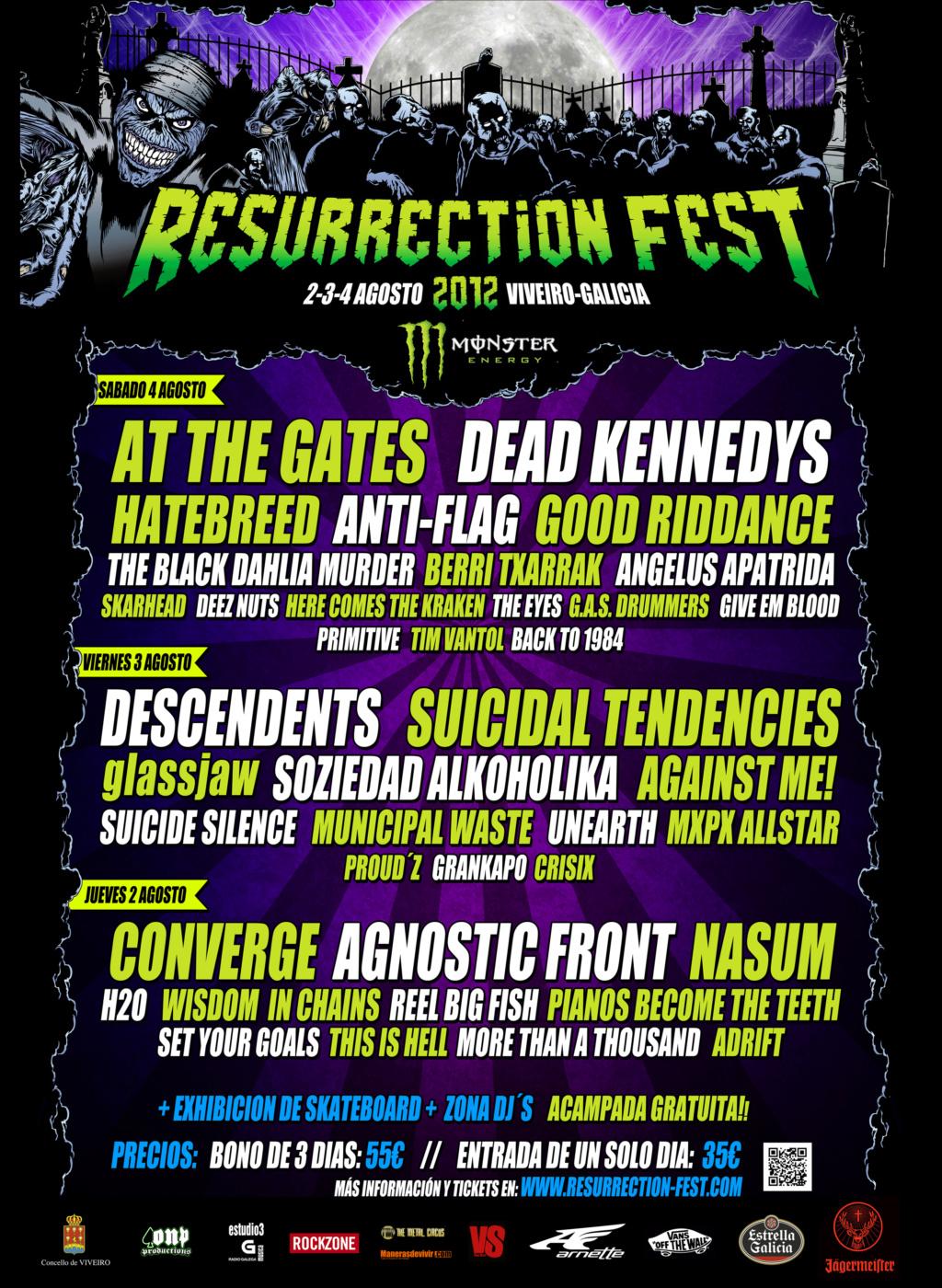 RESURRECTION FEST 2019 Resurr10