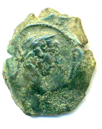 Dicalco Provincial de Adriano. Ceca de Alejandría, año 1º de reinado. 004_a10