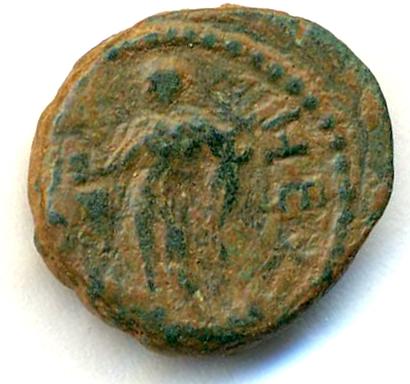 AE15 Provincial de Caracalla. Heliopolis 11_r10