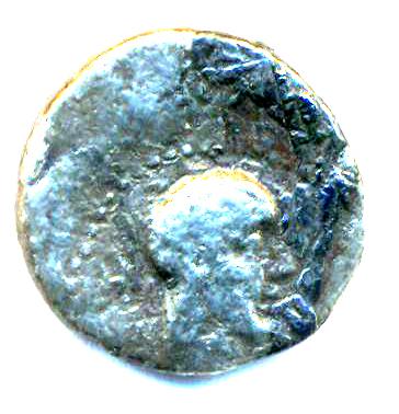 Quinario republicano de L. Calpurnius Piso Frugi A10