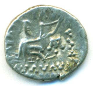 Partia ArtabanusII Dracma Artaba15