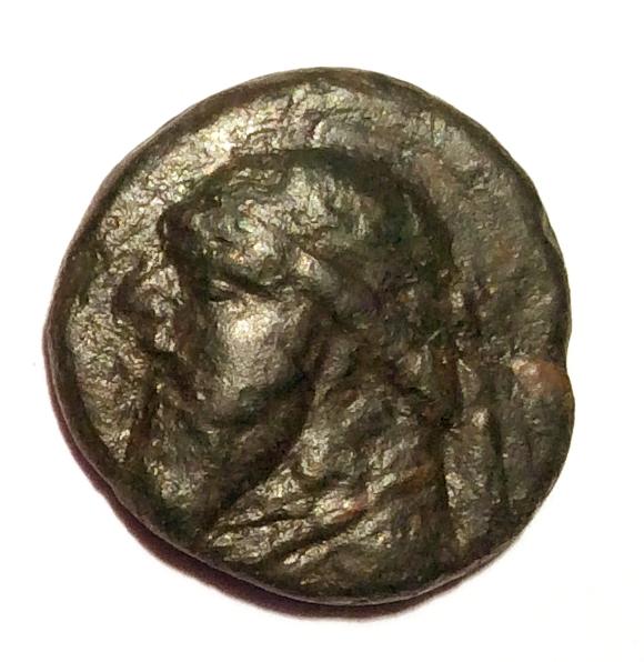 Partia Mithradates II Dicalco 2 Dicalc10
