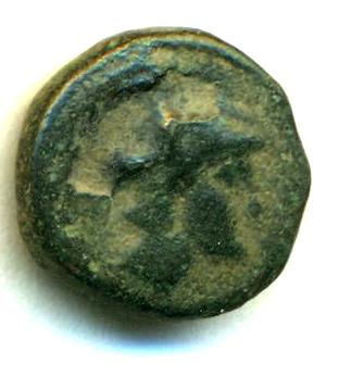 AE10 de Demetrio I Poliorketes  G006_a10