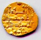Tercio de dinar, Muhammad al-Mahdi Ha115a10