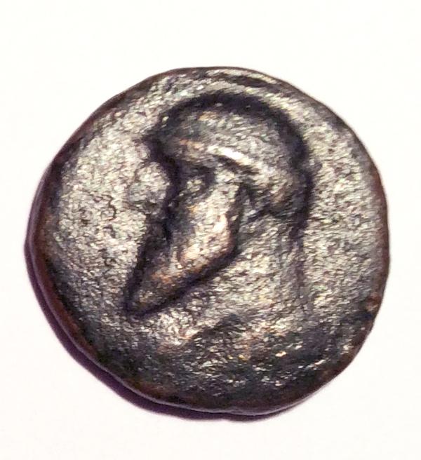 Partia Mithradates II Dicalco Mithra10