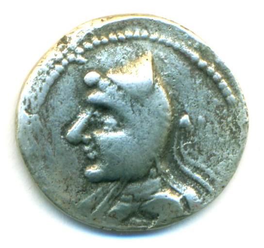 Partia Mithradates I Dracma Mithra13