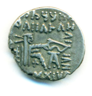 Partia Mithradates IV Dracma Mithra24