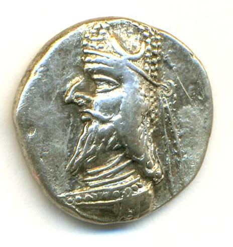 Dracma de Dario II. Persis Persis10
