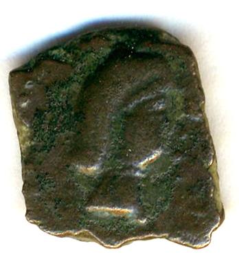 pequeño bronce a identificar Punica10