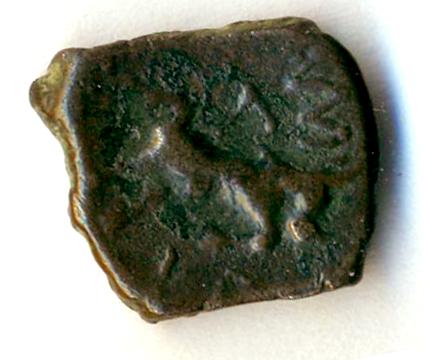 pequeño bronce a identificar Punica11