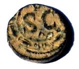 AE15 Provincial de Heliogábalo. (Seleucis and Pieria), Antioquía. Rom_r10