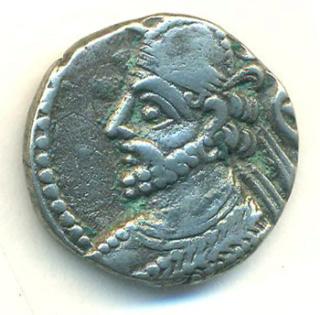 Partia Vologases III Tetradracma T403a10