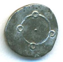 Medio quirate de Alí con Sir, Benito Cd3 V_177011