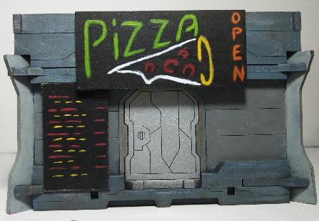 Table SF/Cyberpunk Pizza110