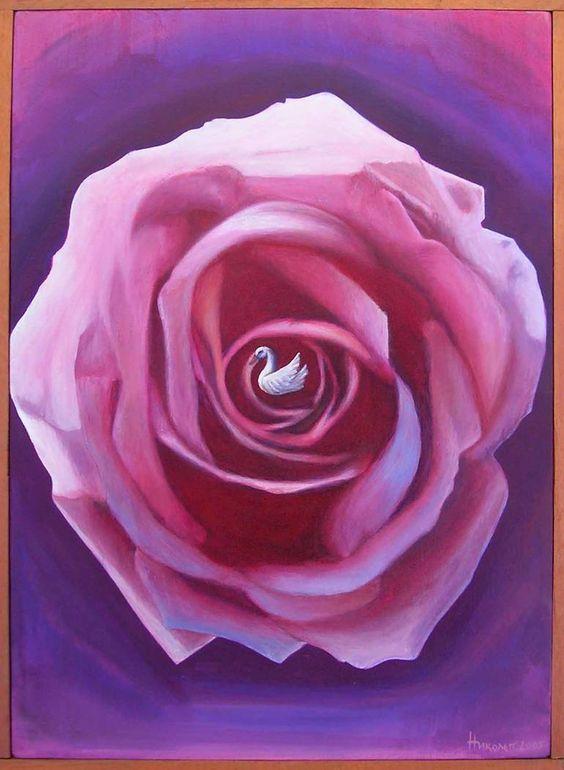 Le mystère de la Rose 2976f810