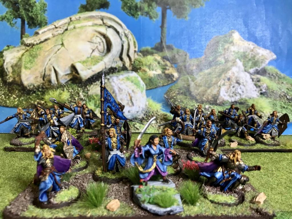 Aragorn et les 5 Armées - Armée de Mirkwood Update - Page 3 321ce710