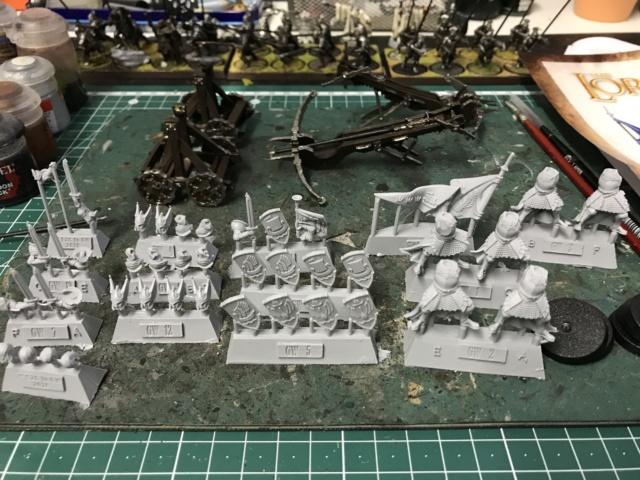 Aragorn et les 5 Armées - Armée de Mirkwood Update - Page 3 4bc7c410